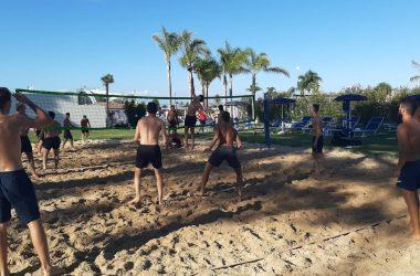 Palestra, beach volley, piscina e nuoto: parte così la stagione della Normanna Aversa Academy. Primi allenamenti a Succivo