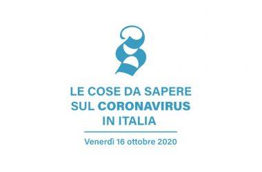 Un forte aumento – Sul Coronavirus, dal Post