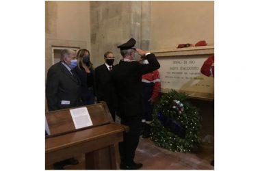 Napoli omaggio al Servo di Dio Salvo D'Acquisto