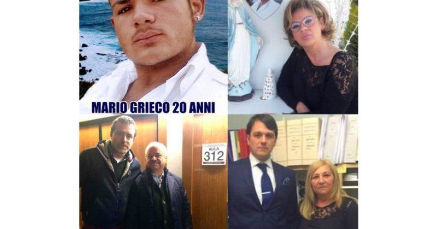 """Processo morte Mario Grieco: confermate responsabilità al 100% di Spaziani condannato a 12 mesi, i dettagli nell'11esima puntata di """"Uccisi sulle Strade"""" dell'A.I.F.V.S. Onlus"""
