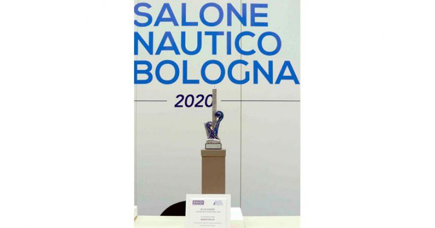 Blue Award:  assegnati i riconoscimenti al Salone Nautico di Bologna