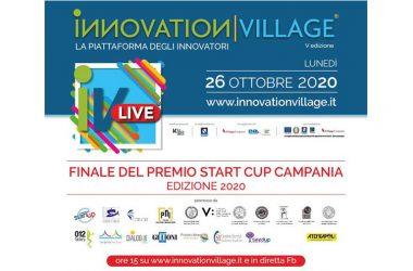 Finale del premio Start Cup Campania edizione 2020