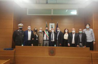 Mariglianella, Svolto il primo Consiglio Comunale dell'Amministrazione Russo. Tommaso Esposito eletto Presidente del Civico Consesso.