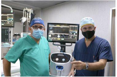 La prima procedura di crio-ablazione con l'innovativo sistema POLARx a sud del Rubicone è stata effettuata alla 'San Michele' di Maddaloni