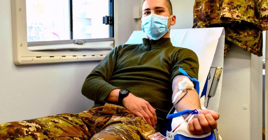 Donazione ematica Admo/Thalassemia
