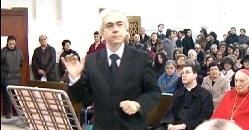 Maddaloni, Ave Maria di Giulio Caccini per l'Immacolata #iorestoacasa  #assbarchetta