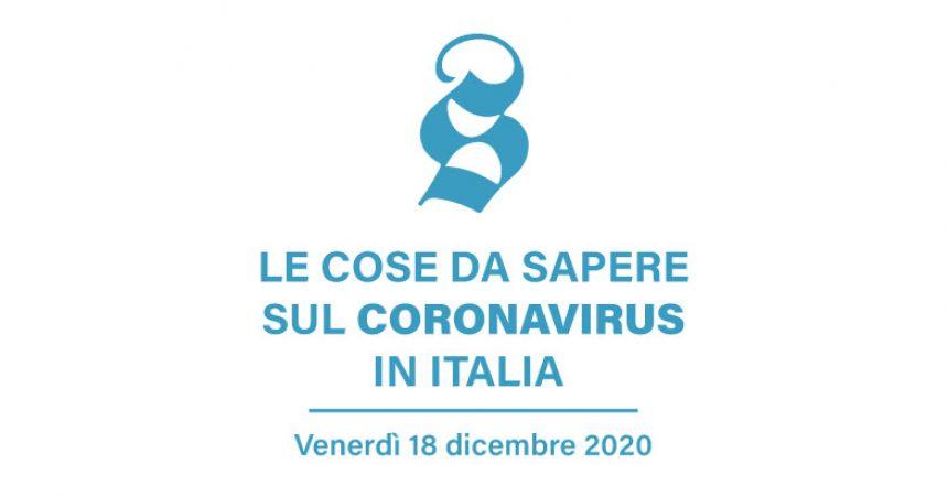 Quattromilacinquecentonovantaquattro – Sul Coronavirus, dal Post