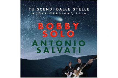"""BOBBY  SOLO e ANTONIO SALVATI – In  tutti i digital store con """"Tu scendi dalle stelle"""""""