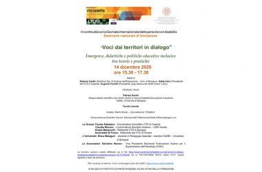"""Domani alle 15:30, il seminario al Campus Manzoni: """"Voci dai territori in dialogo"""""""
