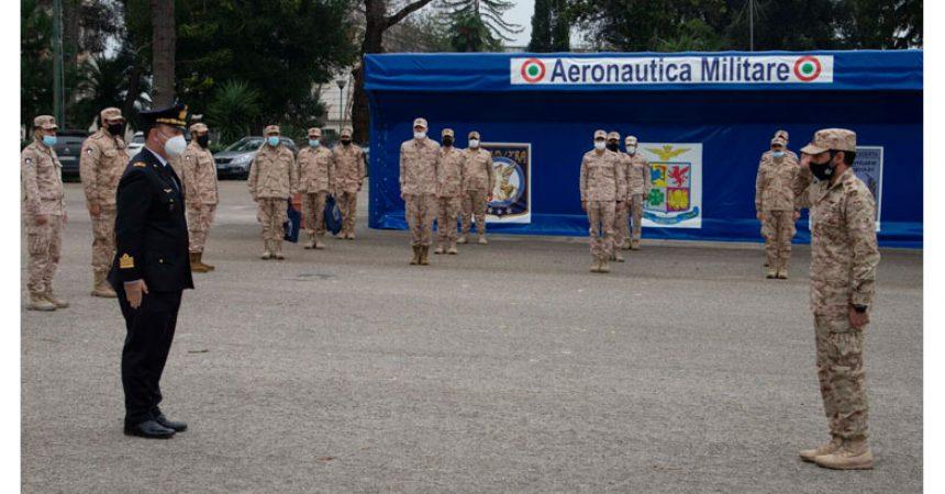 """Alla Scuola Specialisti si è concluso il 1° Corso """"Manutentore di Aeromobili"""" per personale della Kuwait Air Force"""