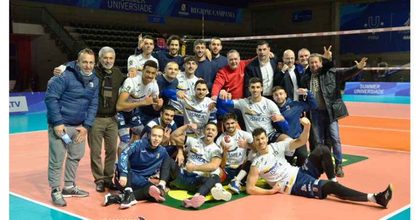 Dominio totale, grande pallavolo e 3 punti da applausi: la Normanna Aversa Academy tramortisce la Smi Roma