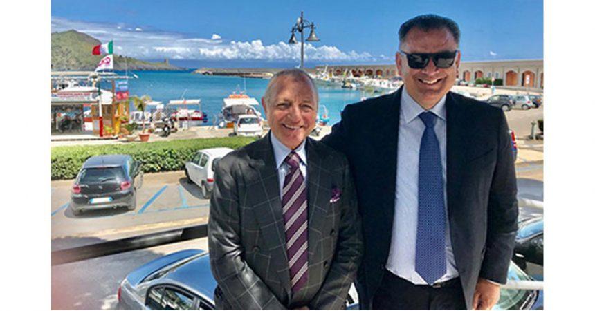 Antonio Ferrieri Presidente dell'Unione Alimentare CONFAPI