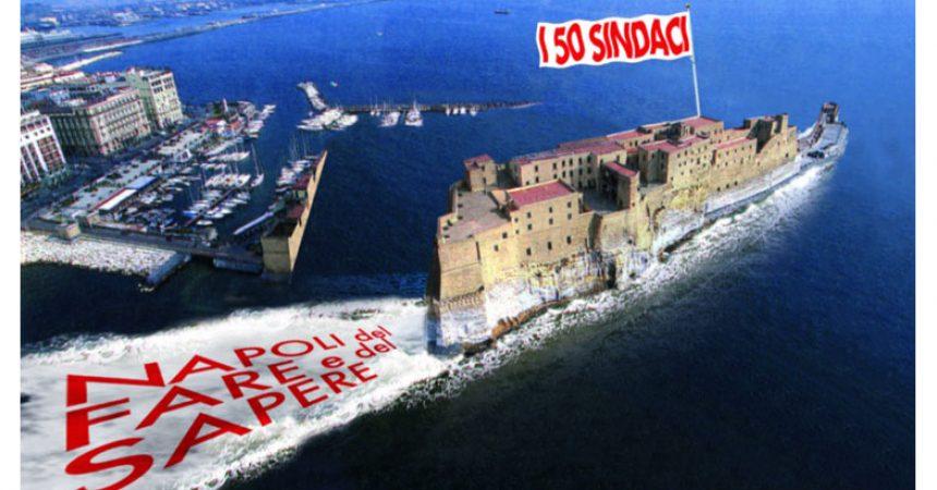 Orgoglio,  Decentramento e Innovazione le proposte della Napoli  del Fare e del Sapere con il progetto I 50 SINDACI