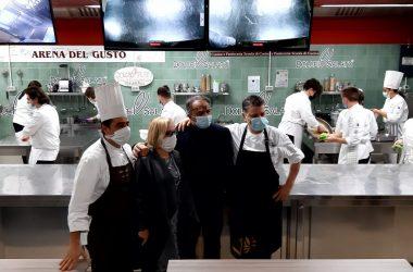 Inaugurato il nuovo corso per chef della scuola 'Dolce e Salato' di Maddaloni