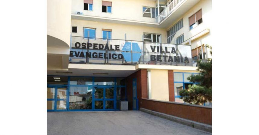 COVID, LUNEDÌ 25 GENNAIO INAUGURAZIONE AMBULATORI ESTERNI OSPEDALE BETANIA