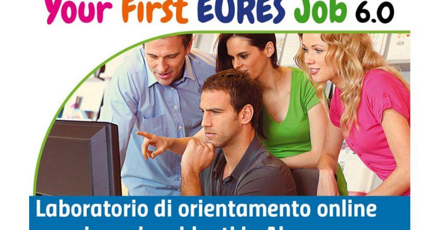 Laboratorio online Your First Eures Job 6.0 per giovani residenti in Abruzzo