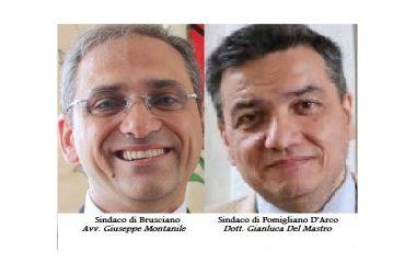 Brusciano Sindaco Montanile solidarizza con Del Mastro Sindaco di Pomigliano. (Scritto da Antonio Castaldo)