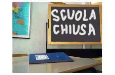 """Covid, sospese le attività didattiche in presenza alla scuola di località """"Maielli""""."""