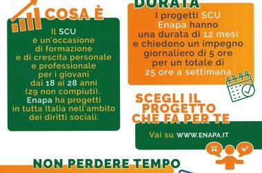 """Confagricoltura Campania: """"Servizio Civile con il patronato Enapa di Confagricoltura"""""""