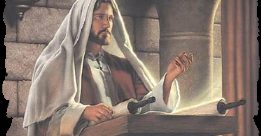 DOMENICA 31 GENNAIO 2021 – Vangelo di Marco 4,21-28