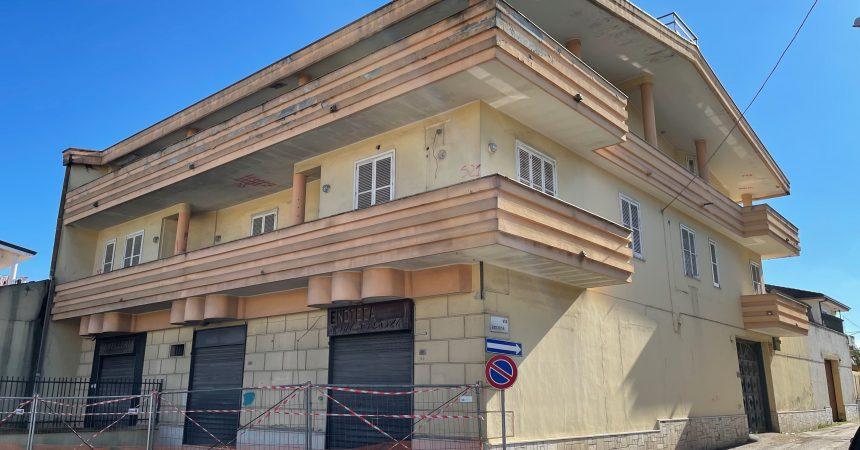 La Villa  confiscata a Ernesto Bardellino restituita allo Stato per la nuova caserma dei  Carabinieri