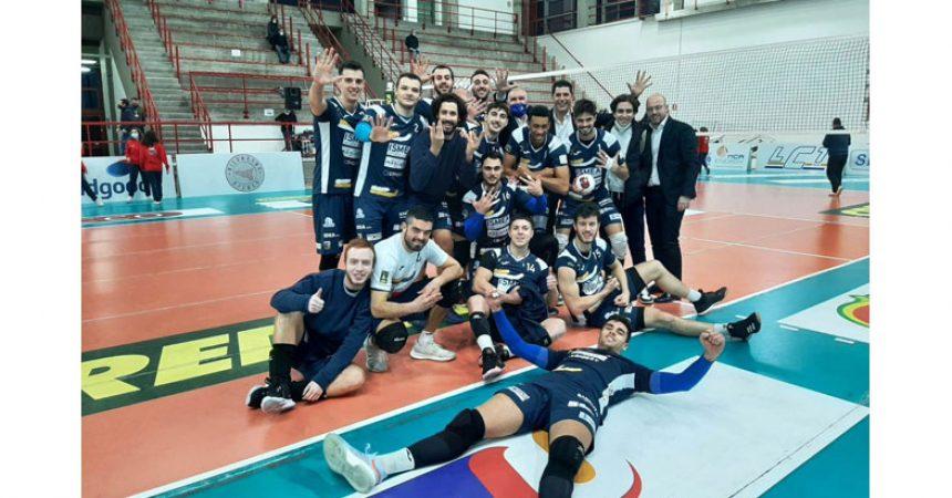 Normanna Aversa Academy straripante, 0-3 in Sicilia e quinto successo di fila. Adesso l'esame più importante: la capolista Pineto