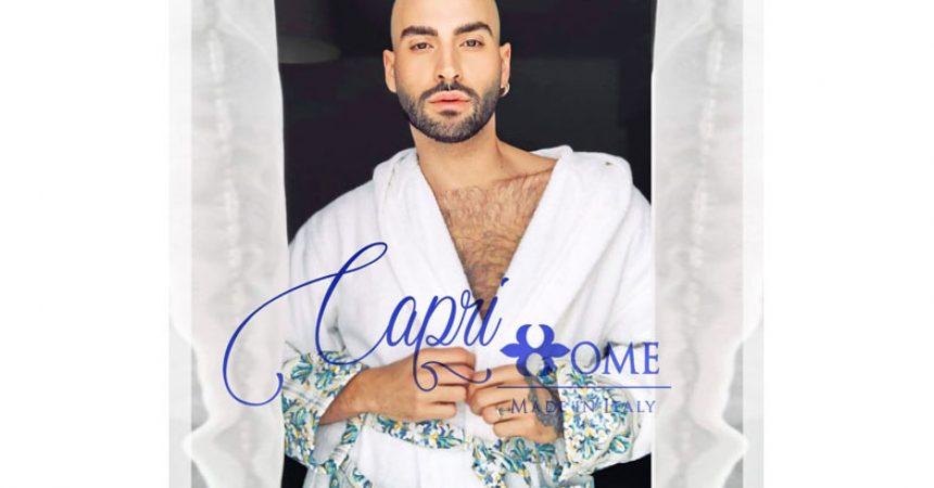 CAPRI HOME: LE COLLEZIONI ONLINE PER  VALORIZZARE IL MADE IN ITALY