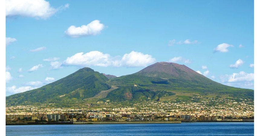 Ripartenza della fruizione turistica nel Parco Nazionale del Vesuvio