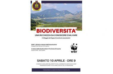Sostenibilità ambientale e biodiversità al Villaggio dei  Ragazzi.