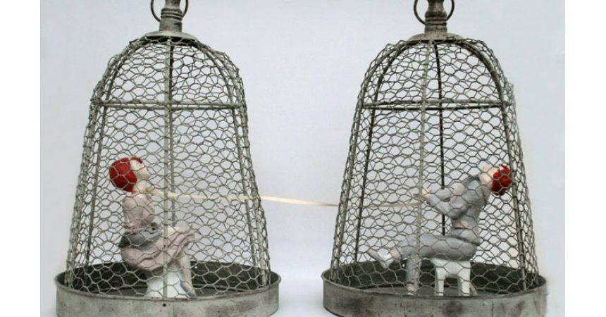 """SpazioCima – """"Set me free"""", l'inno alla libertà e alla speranza di otto artisti, tra pittura e installazioni"""