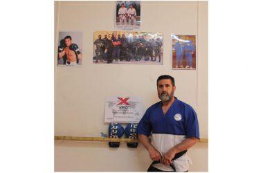 Maestro Improta, XFC gli conferisce 7° DAN Kick Boxing