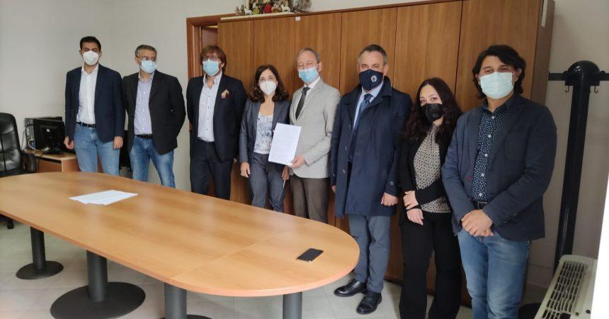"""""""Appia Felix"""", firmato l'atto costitutivo per la gestione del sistema bibliotecario"""