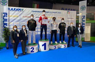 ACCADEMIA KARATE UNION TEAM: SCACCO AL CAMPIONATO ITALIANO