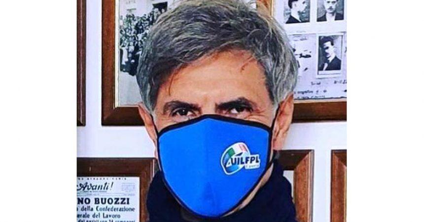 Domenico Vitale, Segretario Generale Uil FPl Caserta – Campagna vaccinale