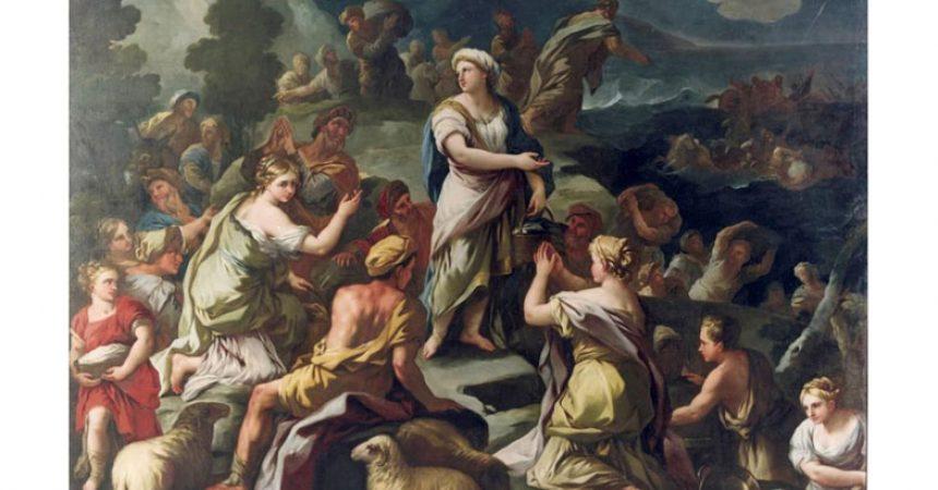 Avviato il restauro di un gruppo di dipinti della Basilica di Santa Maria di Collemaggio