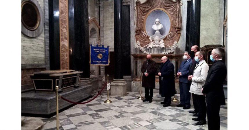 9°  pellegrinaggio al Santuario di Vicoforte