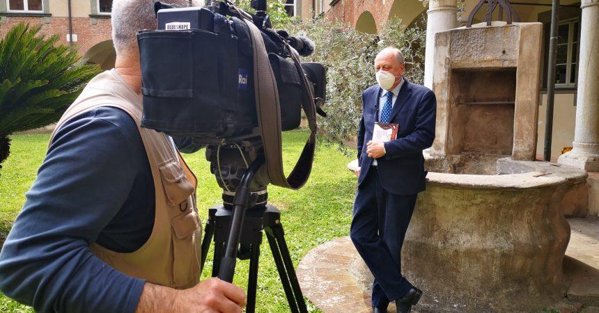 Mer. 19 Lucca su Rai Tre speciale Racconti nella Rete di Rai Parlamento