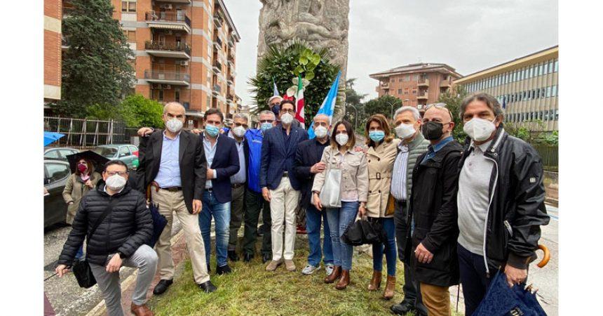 Manifestazione unitaria #Cgilcaserta, #CISLCaserta e #UilCaserta