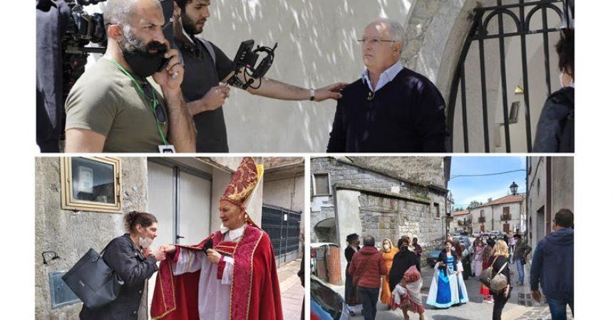 LIBERI, PRESENTAZIONE E REALIZZAZIONE DEL CORTO SU SANT'ALFONSO MARIA DEI LIGUORI