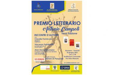 """Premio Letterario """"Antonio Campoli"""""""