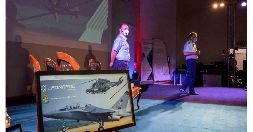 Scuola Specialisti Caserta – Verso la Formazione 4.0: la Realtà Aumentata, Virtuale ed Immersiva nell'addestramento alla manutenzione degli aeromobili