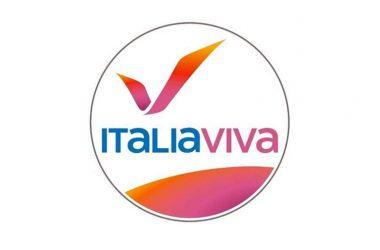 COMUNICATO GRUPPO PROVINCIALE ITALIA VIVA