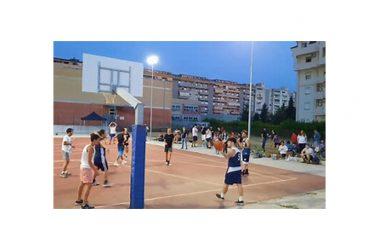 Caserta, Parco degli Aranci: torna a rivivere il basket di quartiere al Playground con la partita di Celebration Italia