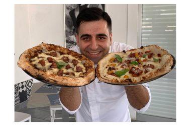 """Il covid non ferma il pizzaiolo Della Volpe: apre la pizzeria """"La vita è bella gourmet"""""""