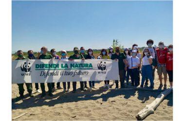 Report GenerAzioneMare, 12 giugno, appuntamento all' Oasi dei Variconi.