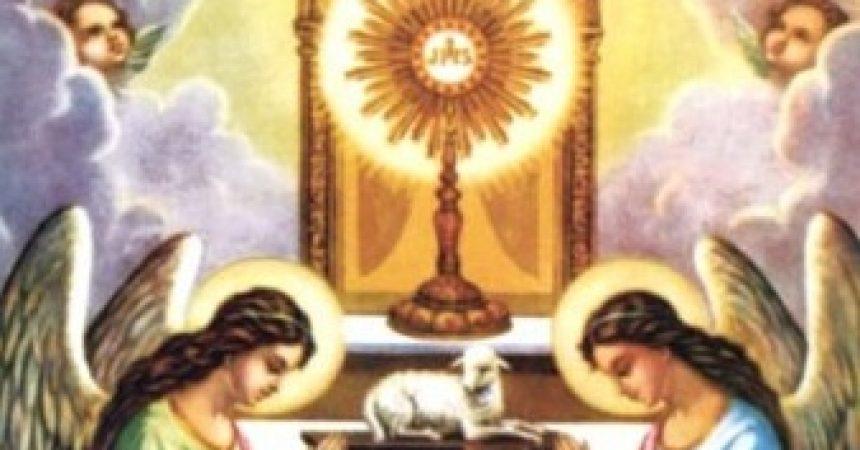 Vangelo di Domenica 6 Giugno 2021 – Corpus Domini
