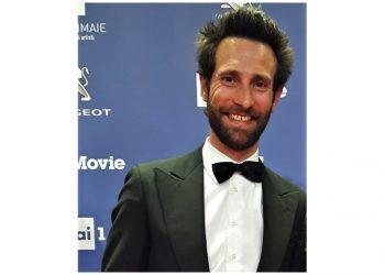 Alessandro Palmerini candidato al Nastro d'Argento 2021