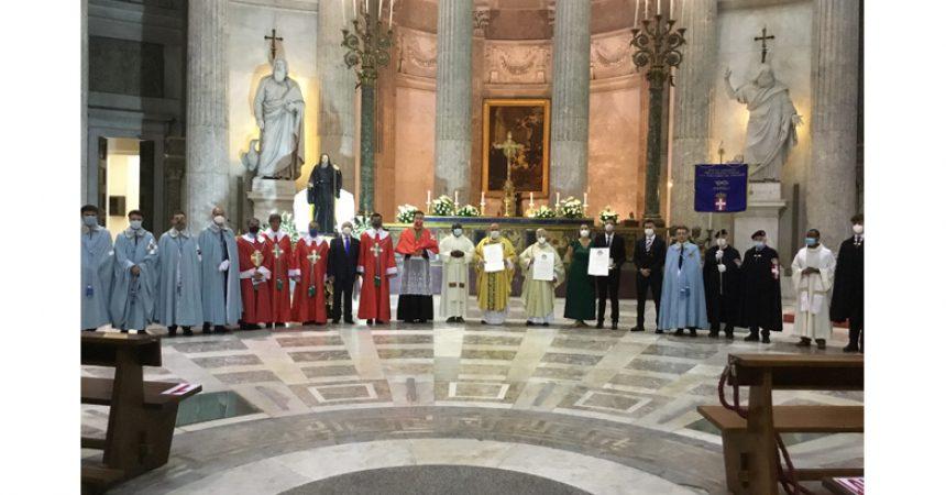 Napoli consegnate le Onorificenze Sabaude.