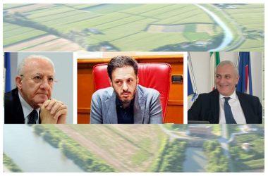Francesco Todisco nuovo commissario del Consorzio Bonifica Volturno