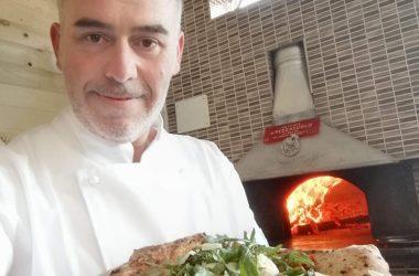 I volti della pizza dopo la pandemia, Gianfranco Ciaramella è innovazione a Pinetamare